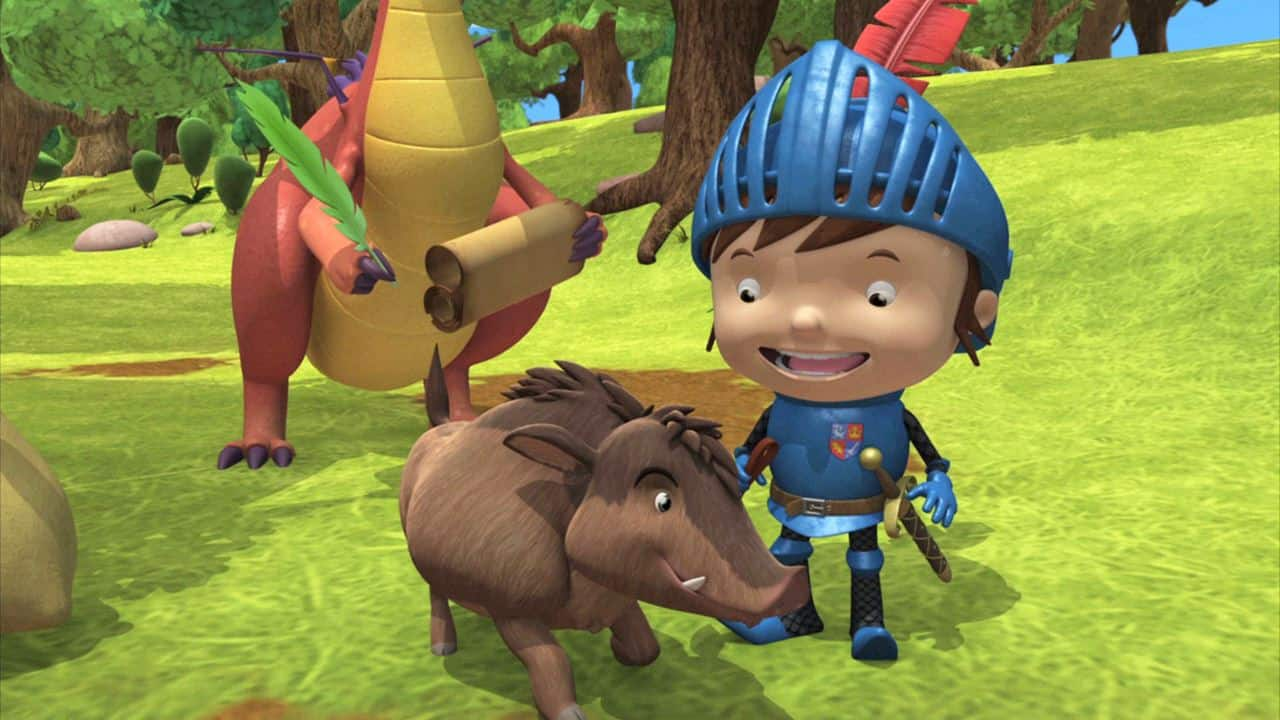 Watch Mike The Knight Kids Show - Episode 32 Mike the ...